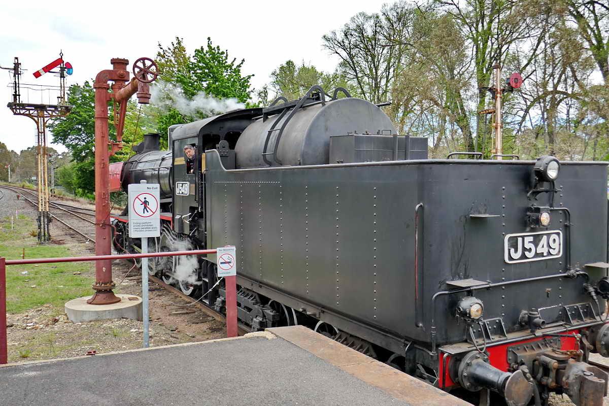 Goldfields Railway