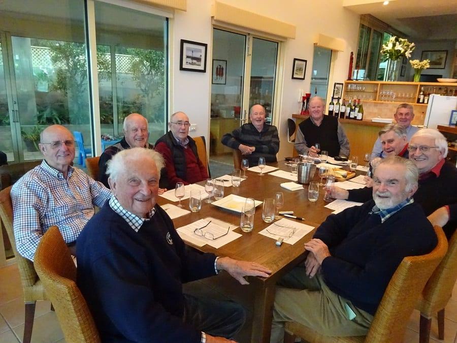 June 2016 meeting: Host Rod Kelly